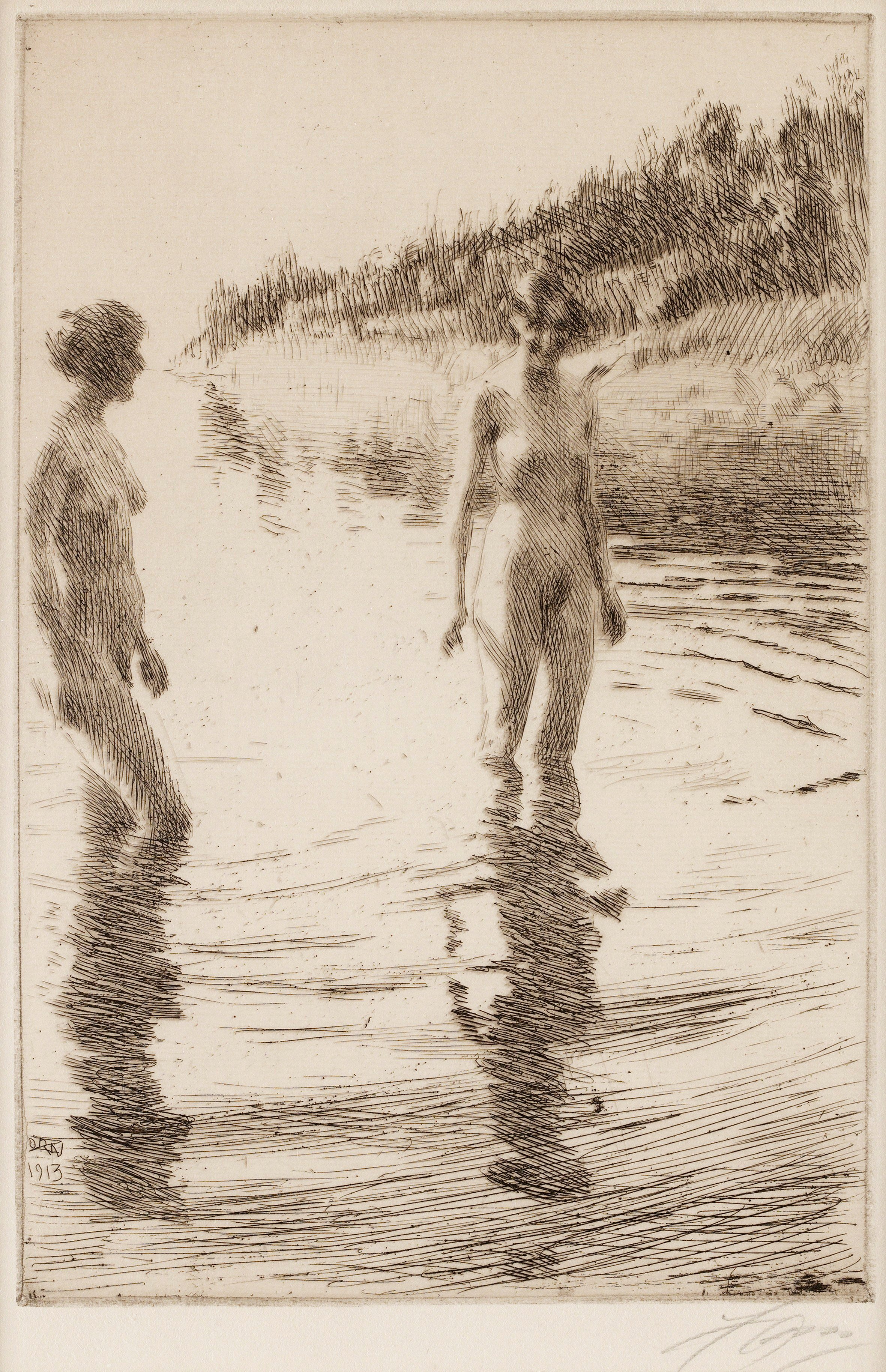 Anders Zorn - Shallow